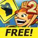 Jurassic 3D Rollercoaster Rush 2 FREE